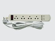 Power strip 4 outlet