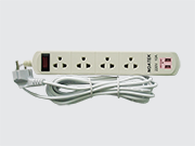 Power strip 4 outlet with USB